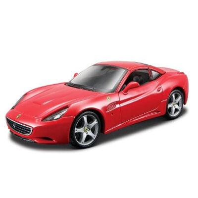 Bburago: Ferrari California fém autó két színben 1/32