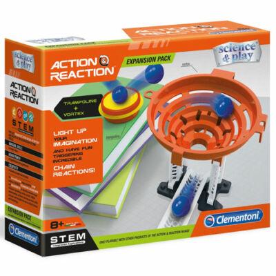 Clementoni: Action & Reaction kiegészítő szett