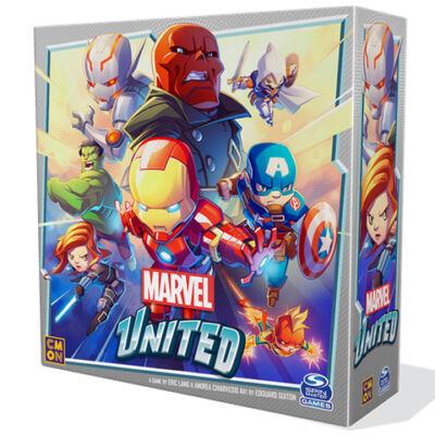 Marvel United társasjáték