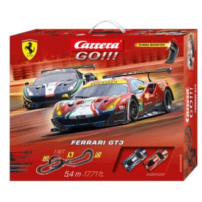 Carrera GO!: Ferrari GT3 autópálya