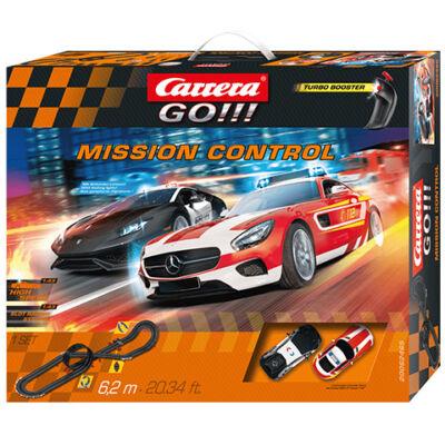 Carrera GO!!!: Mission Control versenypálya