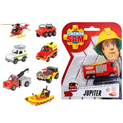 Sam a tűzoltó jármű 8 változtaban – Dickie Toys