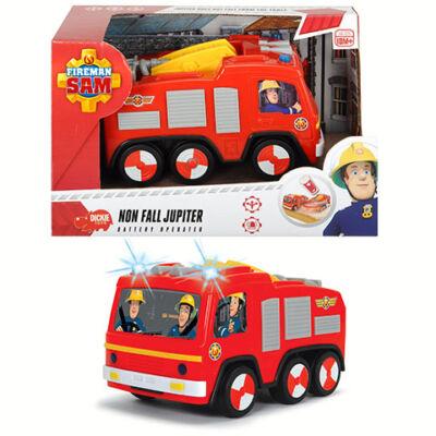 Sam a tűzoltó 14 cm-es Jupiter játékautó - Dickie Toys