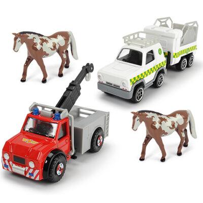 Sam a tűzoltó járgány játékszett 3 féle változatban - Simba Toys