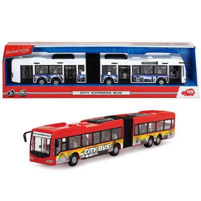City Express Busz 2 féle – Dickie Toys