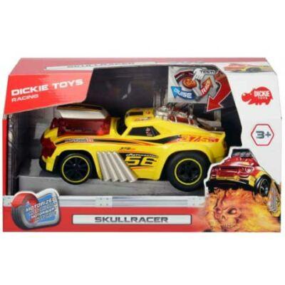 Skullracer motorizált versenyautó fénnyel és hanggal 24cm - Simba Toys