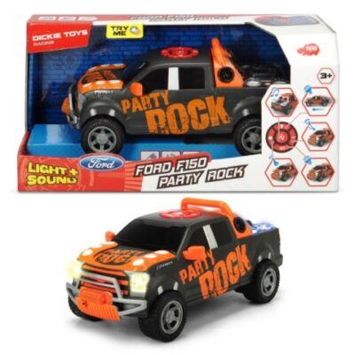 Ford F150 Party Rock terepjáró fénnyel és hanggal – Dickie Toys