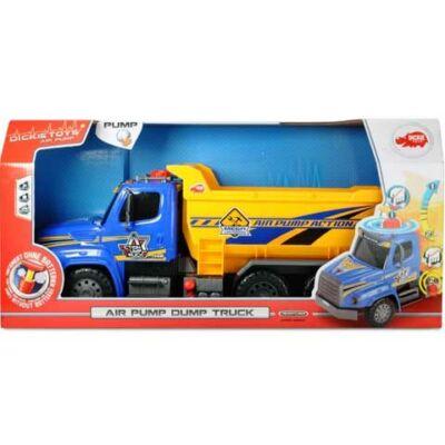 Air Pump billenős teherautó 59cm - Simba Toys
