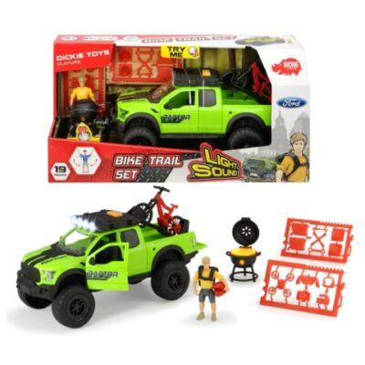 Ford F150 Raptor kaland szett fénnyel és hanggal – Dickie Toys