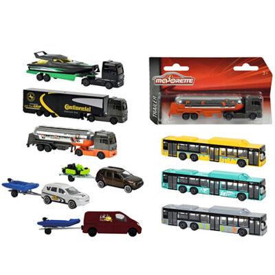 Majorette: Nyergesvontató 13 cm-es 3 féle változatban – Simba Toys