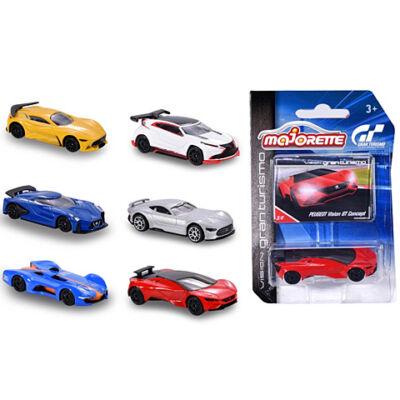Majorette: Vision Gran Turismo kisautó 1/64 - Simba Toys