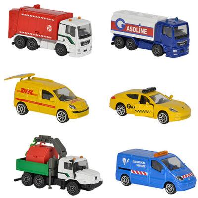 Majorette: City kisautó 6 féle – Simba Toys