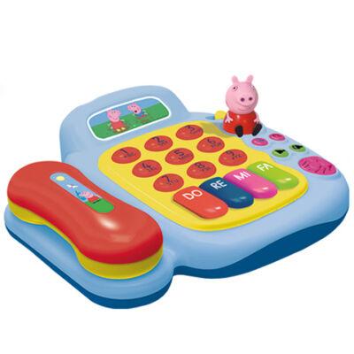 Peppa malac zenélő telefon – Reig