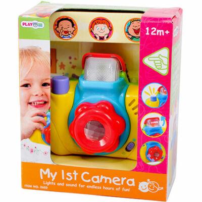 Playgo: Bébik első kamerája