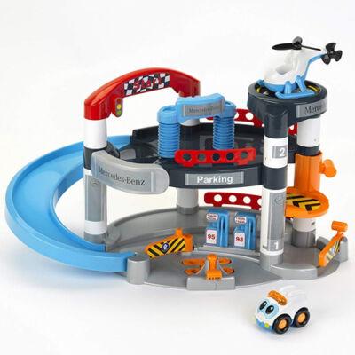 Mercedes-Benz parkoló garázs – Klein Toys