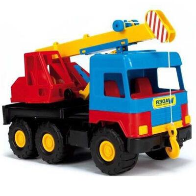 Middle Truck: Darus autó 38 cm – Wader