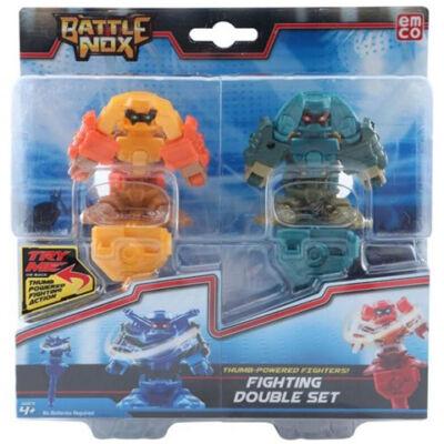 Battle Nox: 2 db-os robotfigura szett többféle változatban