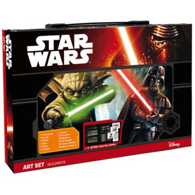 Star Wars kreatív szett 68 db-os – Starpak