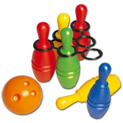 Bowling szett 6 db-os – D-Toys