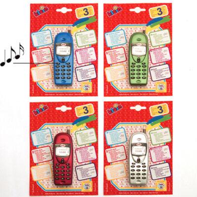 Zenélő mobiltelefon szortiment – Klein Toys