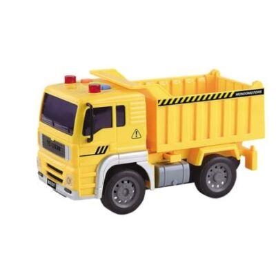 Elektronikus billencs teherautó fénnyel és hanggal 20 cm – Mondo Motors