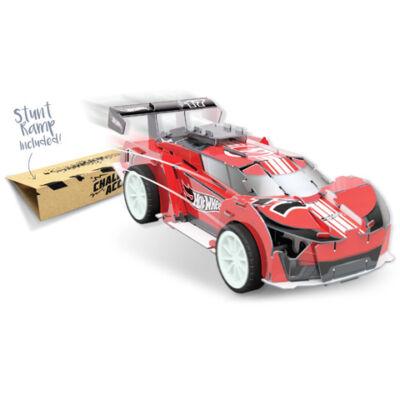 Hot Wheels Super Blitzen összeépíthető, hátrahúzós kisautó 1/32 – Mondo Motors