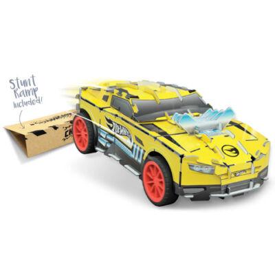 Hot Wheels Twinduction összeépíthető, hátrahúzós kisautó 1/32 – Mondo Motors