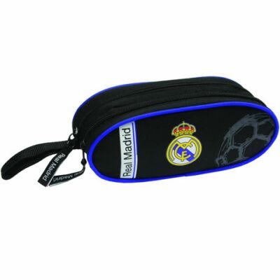 Real Madrid fekete ovális tolltaró