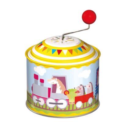 LENA: Kisvasút zenélő doboz