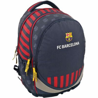 FC Barcelona ergonomikus iskolatáska hátizsák 34×18×46 cm