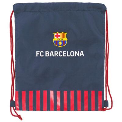FC Barcelona tornazsák, sportzsák 33×39 cm