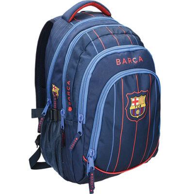 FC Barcelona ergonomikus iskolatáska, hátizsák 30×23×45 cm