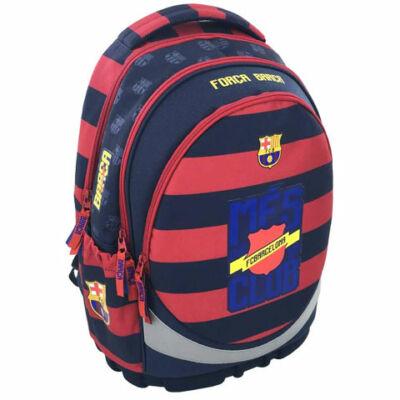 FC Barcelona: Forca Barca ergonomikus lekerekített iskolatáska, hátizsák 36×42×28 cm