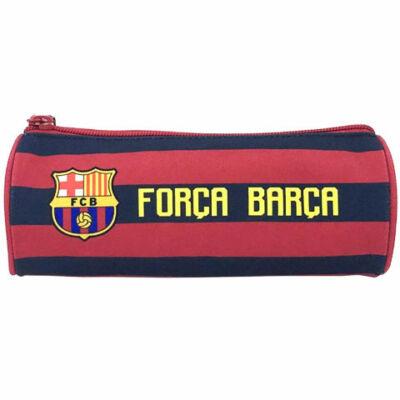 FC Barcelona: Forca Barca hengeres tolltartó 7×20 cm