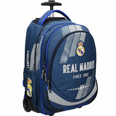 Real Madrid 1902 húzható iskolatáska hátizsák