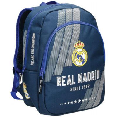 Real Madrid kétrekeszes ovis hátizsák 22×12×34 cm