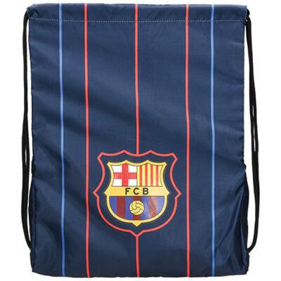 FC Barcelona tornazsák, sportzsák 32×44 cm