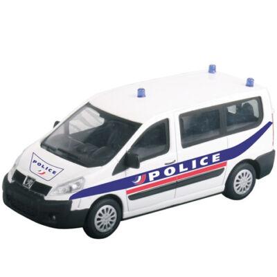 Peugeot Expert rendőrségi kisautó 1/43 – Mondo Motors
