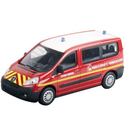 Peugeot Expert Tűzoltó kisautó 1/43 – Mondo Motors