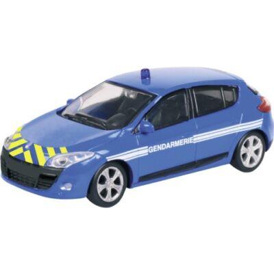 Gendermarie Renault Megane fém autómodell 1/43 – Mondo