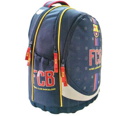 FC Barcelona ergonomikus iskolatáska, hátizsák 31×17×43 cm