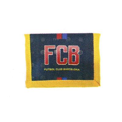 FC Barcelona pénztárca 12×9 cm