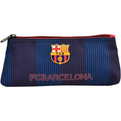 FC Barcelona cipzáras tolltartó kék színben