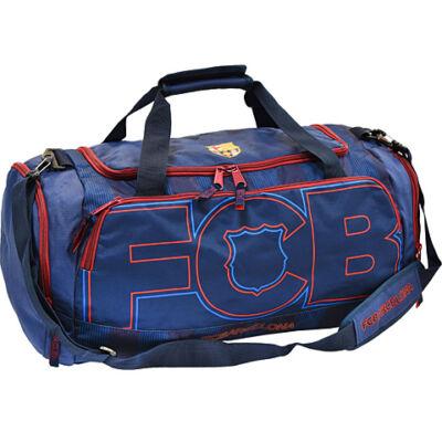 FC Barcelona sporttáska kék színben