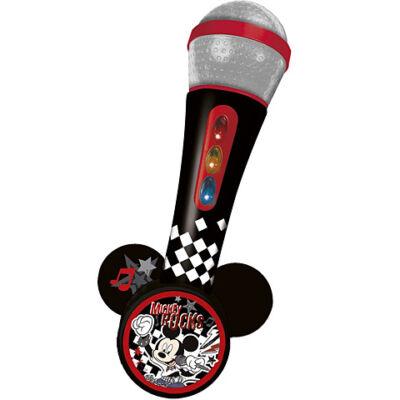 Mickey egér mikrofon fénnyel és hanggal – Reig