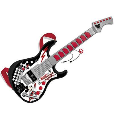 Mickey egér elektromos gitár fejmikrofonnal – Reig