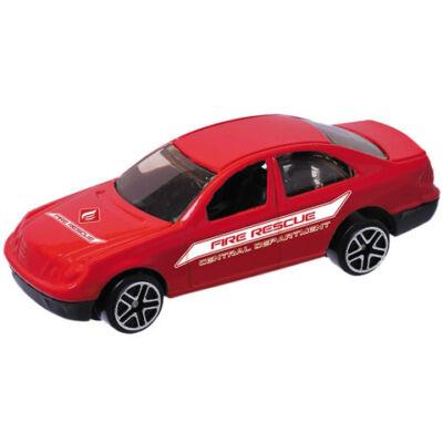 Security: Tűzoltósági autó 1/64 – Mondo Motors