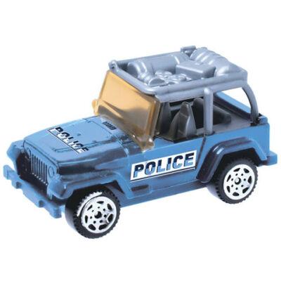 Security: Police Jeep kisautó 1/64 – Mondo Motors