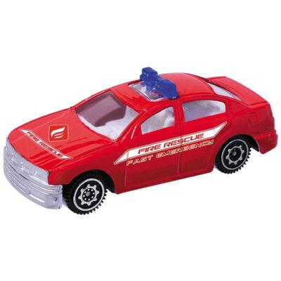 Security: Tűzoltósági rohamautó 1/64 – Mondo Motors