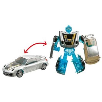 Transformers ezüst autó 1:64 – Mondo Motors